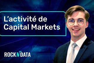 L'activité de Capital Markets
